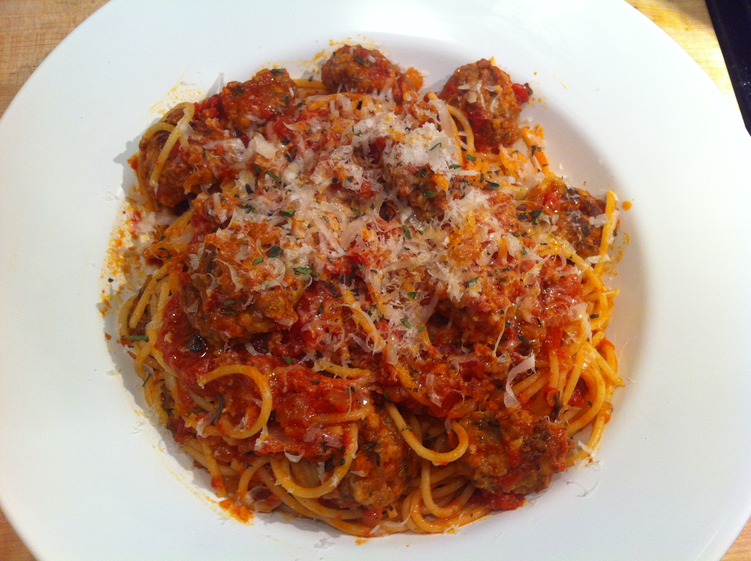 Ultimate Spaghetti Sauce Recipe — Dishmaps