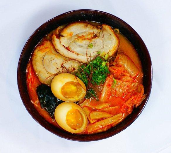 kimchi ramen pic