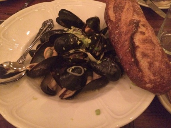 mussels - Version 2